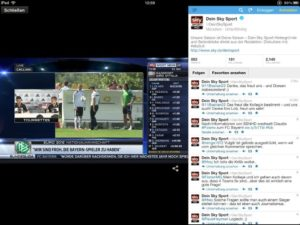 Sky Go Update 23. Mai 2012