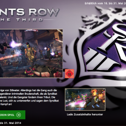 Saints Row: The Third für Xbox 360 bis Monatsende gratis