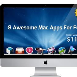 Stacksocial Mac Freebie Bundle: 8 Produktivitätstools gratis