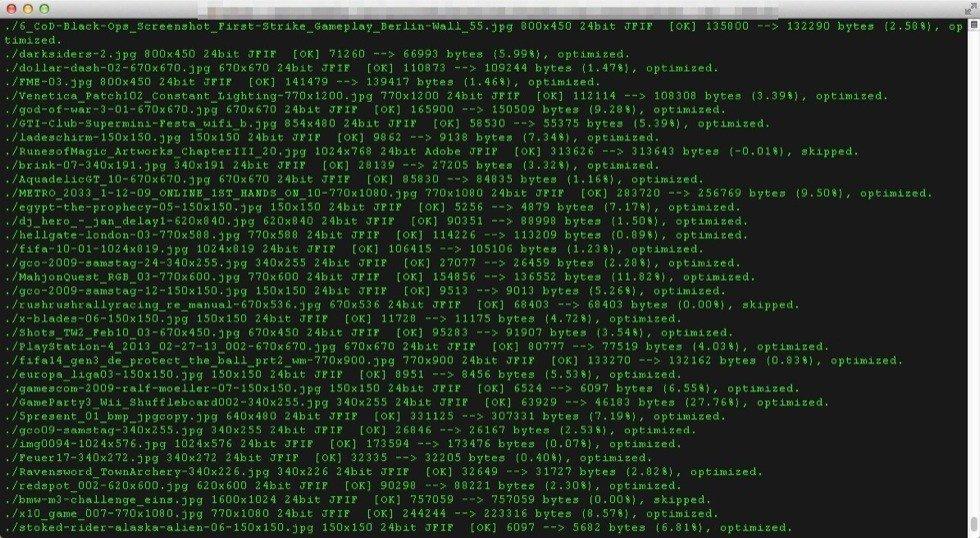 Shellshock-Update für Mac OS X veröffentlicht