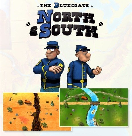 The Bluecoats North and South