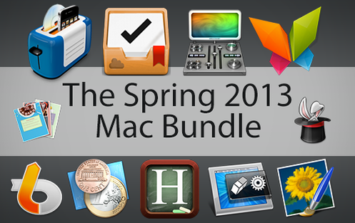 The Spring 2013 Mac Bundle