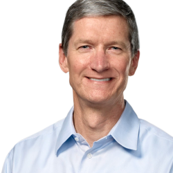 Apple-CEO: Tim Cook wollte Samsung nie verklagen