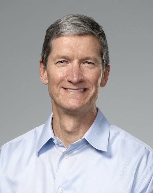 Tim Cook, Foto: Valery Marchive (LeMagIT)