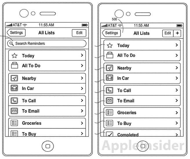 Intelligente To-Do-Listen in iOS