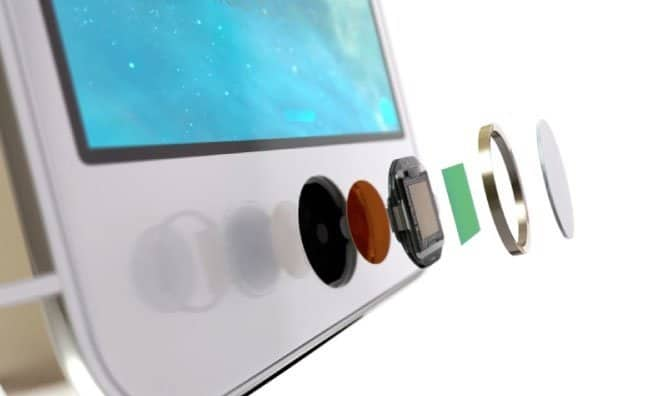 iPhone 5s: Fingerabdrucksensor Touch ID