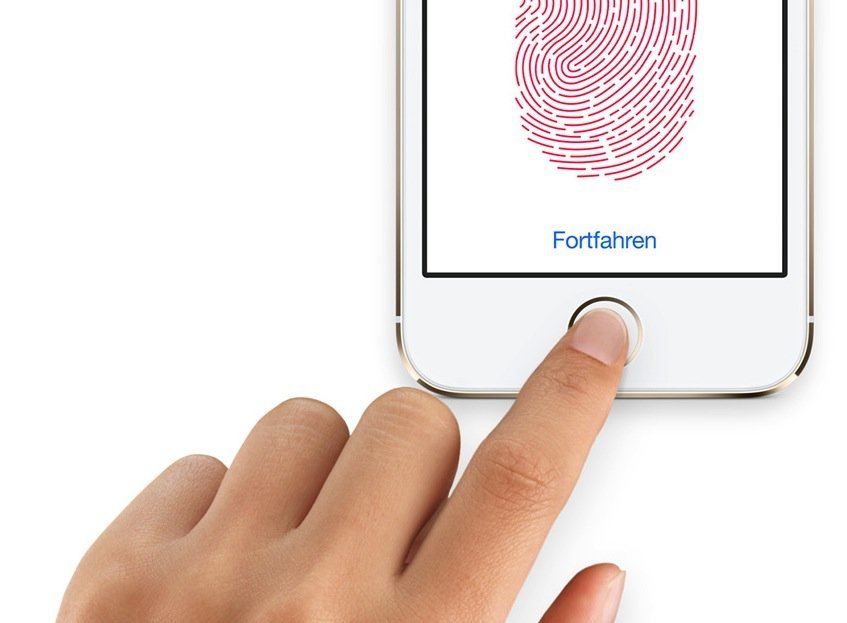 iPhone 5s: Touch ID