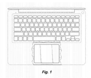 Trackpad Patent