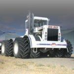 Traktoren - Giganten der Landwirtschaft