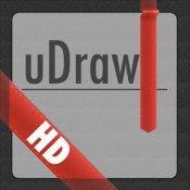 uDraw HD: Kritzel-App für iPhone und iPad mit Spaß- oder Penisfaktor?