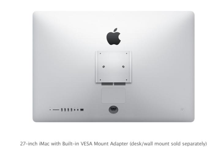 VESA iMac Mount