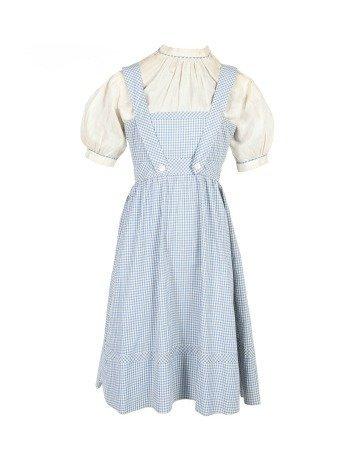 Wizard of Oz: Kleid von Judy Garland (Dorothy)