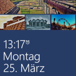WP8 Lockscreen