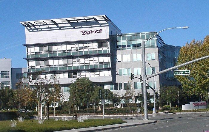 Yahoo Firmenzentrale in Kalifornien, Foto: Coolcaesar