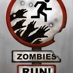 Zombies, Run!: Interaktives Laufspiel mit Zombieapokalypse