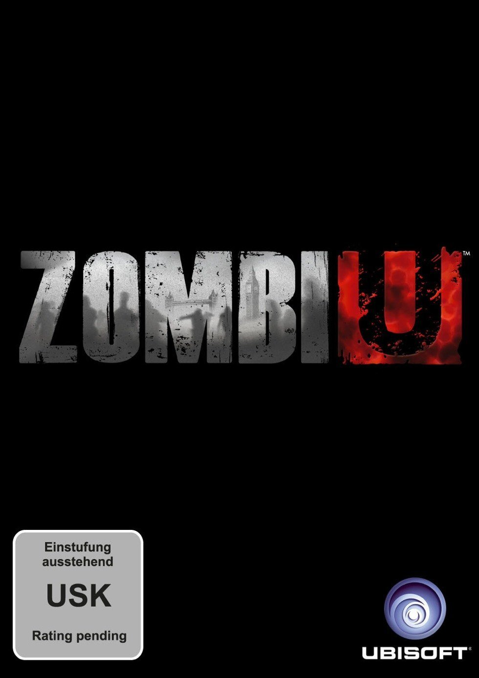 ZombiU vorläufiges Packshot Wii U